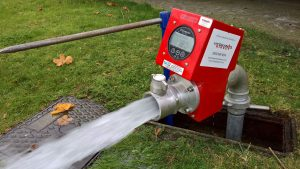 hydrant test equipment