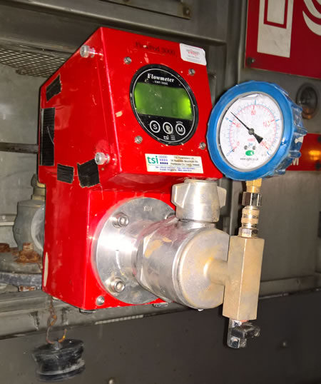 Fire Hydrant pressure Test equipment