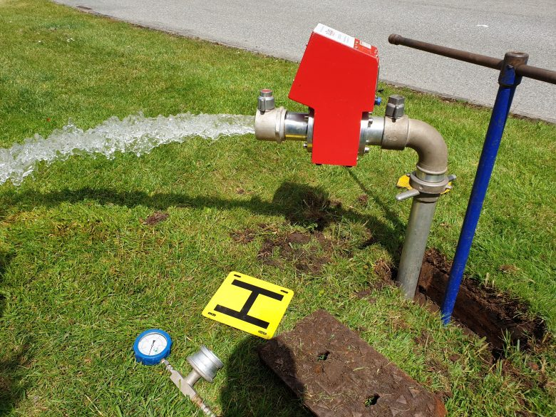 Hydrant Testing Manchester